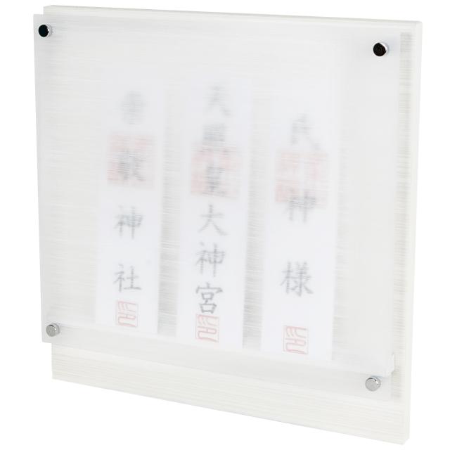 神棚 Neo 110 パールホワイト 壁掛けタイプ 棚板無し 標準サイズ