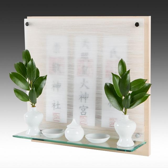 神棚 Neo 110-G ヒノキ 檜 壁掛けタイプ(標準サイズ)